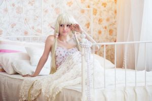 Chii - Chobits (good morning1) by Cheza-Flower