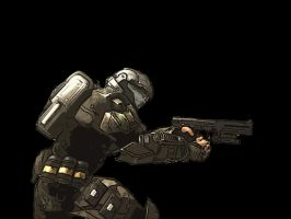 ODST by Mjag