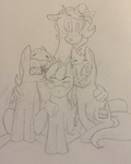 ATG: Day 13: Big Happy Family by Knadow-the-Hechidna