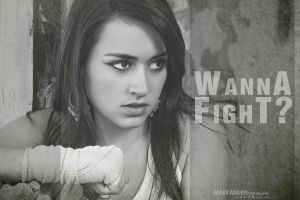 Wanna Fight by the3Alex