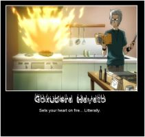 Katekyo Hitman Reborn Motivational Poster by Otaku102