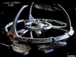 Star Trek Ensemble Wallpaper 2 by ReclusiveWriter