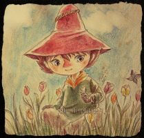 MOOMIN - Until we meet again by Kuri-kuu