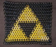 Triforce of Chain by Archeious