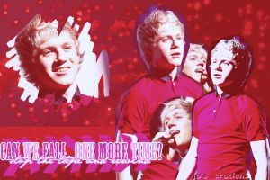 Niall  Horan  Wallpaper by JoDirectioner