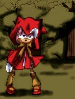 """_""""Amy""""_RedHood_ by Umbra-Flower"""