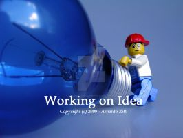 Working on Idea by Arnaldo-aka-Homer
