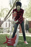 Marshall Lee by Le-Droid