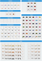 Pokemon XY Trainer PSS Icons by CodeNamePlayer