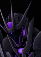 TFP: Soundwave by ChronosAbyss