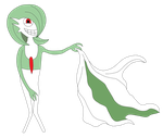 I Really Really Really Like This Gardevoir by MetalShadowOverlord