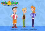 PnF: Ties That Bind Kids (3 of 3) by KicsterAsh