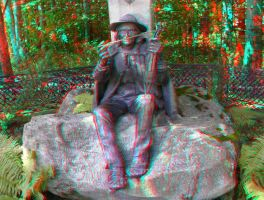 Sabala 3D Anaglyph by yellowishhaze