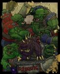 Squig Fight! by Taytonclait