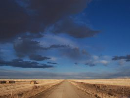 Road to Cobalt Skies by Book-of-Light-Stock