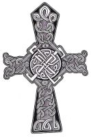 Celtic Cross 03 by ppunker