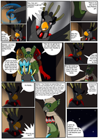 Comission: The Great Windseeker Caper page 9 by PhoenixWulf