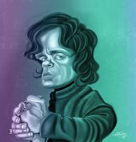 GOT-Tyrion-small by LyleDoucetteArt