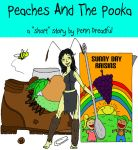 Pooka and the Peaches DA cover by PennDreadful