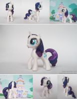 Rarity Sculpture by Aakali
