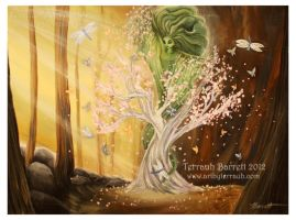 Rebirth of Spring by Terrauh