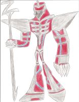 PRA: Lord Zedd Animated by bigtimbears