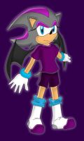 Ba-ack. -Sonic- by papersak