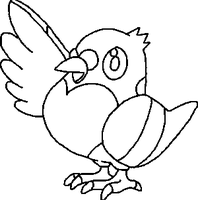 Pidove Lineart