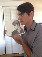 RJ Mitte - BREAKING BAD by Doctor-Pencil