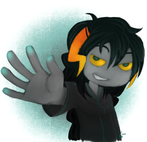 HS: fantroll commission 3 by mamienova35