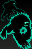 Attack The Block Aliens by Scorchie-Critter