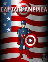 Captain America : the first avenger by CPD-91
