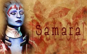 Happy N7 Day: Samara by Belanna42