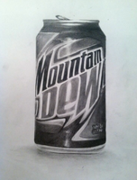 Mountain Dew by rubahduck