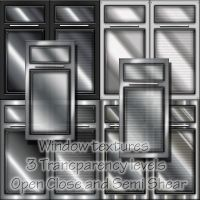 Modern Game Window textures 2 by roseenglish