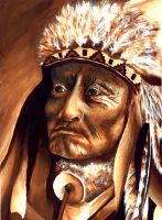 Chief Crazy Thunder by hippy-girl