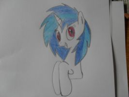 Vinyl Scratch :) by Dont-worry-cookie