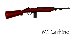 M1 Carbine by pete7868