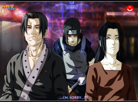 Itachi\'s pain by HollowCN