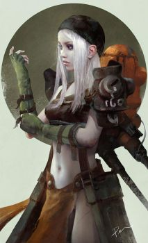 Maschinen Project 14 by Pencracker