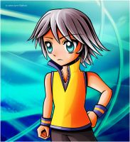 Little Riku by LynnStrife