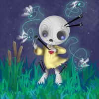 Little Voodoo Firefly by syrcaid