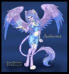 Asthertet Anthro by PookaWitch