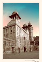 Wazir Khan Mosque by SKIN-3