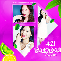 TAEYEON SNSD PHOTOPACK by Carli23Cosgrover