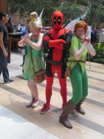 A-Kon '14 - Mash Up 3 by TexConChaser
