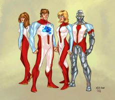 the Now People by SpiderGuile