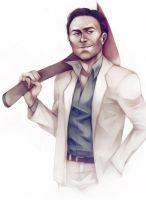 l4d -Nick by hi-host