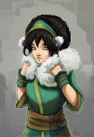 Toph by bAkiKA