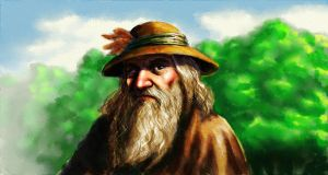 Radagast - completed by TolmanCotton